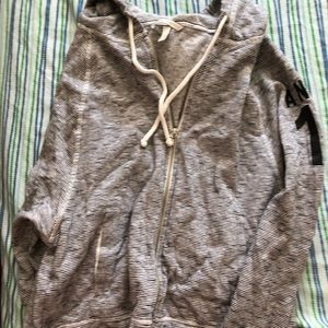 Victorias Secret Zip Up sweater